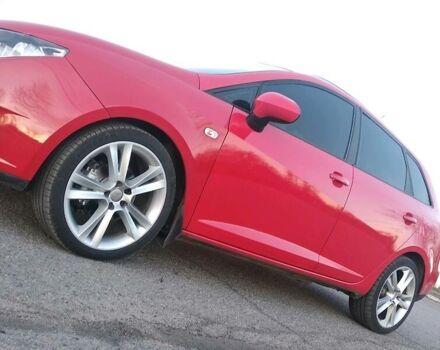 Червоний Сеат Ibiza, об'ємом двигуна 1.2 л та пробігом 149 тис. км за 7450 $, фото 1 на Automoto.ua