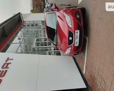 Красный Сеат Ибица, объемом двигателя 1.4 л и пробегом 75 тыс. км за 7700 $, фото 1 на Automoto.ua
