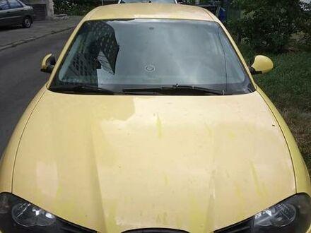 Жовтий Сеат Ibiza, об'ємом двигуна 1.4 л та пробігом 155 тис. км за 4199 $, фото 1 на Automoto.ua