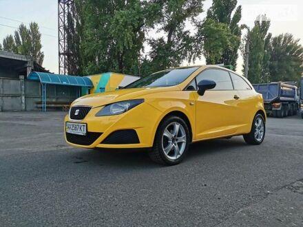 Жовтий Сеат Ibiza, об'ємом двигуна 1.4 л та пробігом 148 тис. км за 5700 $, фото 1 на Automoto.ua