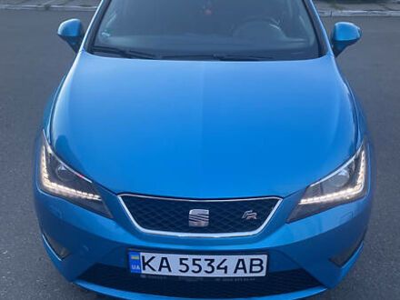 Синий Сеат Ибица, объемом двигателя 1.2 л и пробегом 194 тыс. км за 8725 $, фото 1 на Automoto.ua