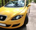 Оранжевый Сеат Леон, объемом двигателя 2 л и пробегом 189 тыс. км за 6800 $, фото 1 на Automoto.ua