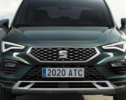 купить новое авто Сеат Ateca 2020 года от официального дилера SEAT Центр Київ Сеат фото