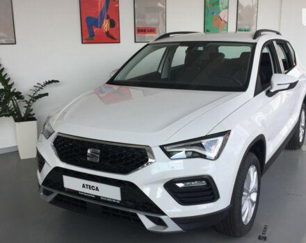купить новое авто Сеат Ateca 2021 года от официального дилера SEAT Центр Київ Сеат фото