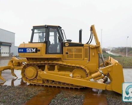 СЕМ 816, об'ємом двигуна 9.7 л та пробігом 1 тис. км за 137500 $, фото 1 на Automoto.ua