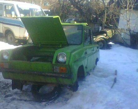 Зеленый СМЗ С-3Д, объемом двигателя 0.25 л и пробегом 10 тыс. км за 200 $, фото 1 на Automoto.ua