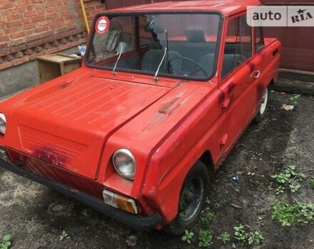 Червоний СМЗ С-3Д, об'ємом двигуна 0.35 л та пробігом 5 тис. км за 800 $, фото 1 на Automoto.ua