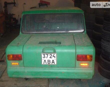 Зеленый СМЗ С-3Д, объемом двигателя 0.35 л и пробегом 4 тыс. км за 600 $, фото 1 на Automoto.ua