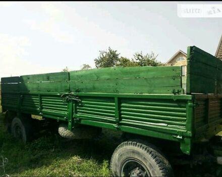 Зеленый СЗАП 8305, объемом двигателя 0 л и пробегом 80 тыс. км за 1500 $, фото 1 на Automoto.ua