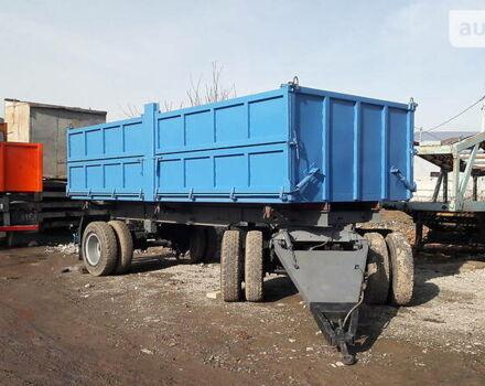 Синий СЗАП 8357, объемом двигателя 0 л и пробегом 11 тыс. км за 6800 $, фото 1 на Automoto.ua