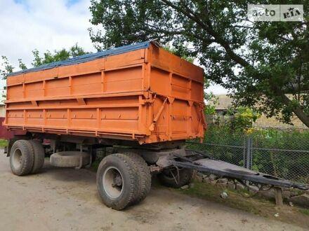 Оранжевый СЗАП 8551, объемом двигателя 0 л и пробегом 100 тыс. км за 6500 $, фото 1 на Automoto.ua