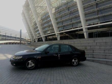 Фиолетовый Сааб 9-5, объемом двигателя 1.98 л и пробегом 350 тыс. км за 1300 $, фото 1 на Automoto.ua