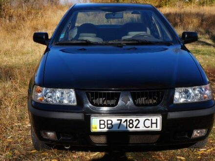 Черный Саманд ЛХ, объемом двигателя 1.8 л и пробегом 64 тыс. км за 4200 $, фото 1 на Automoto.ua
