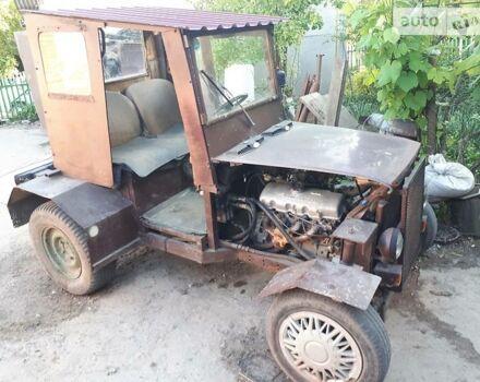 Гранатовий Самодельный Саморобне авто, об'ємом двигуна 1.5 л та пробігом 1 тис. км за 1200 $, фото 1 на Automoto.ua