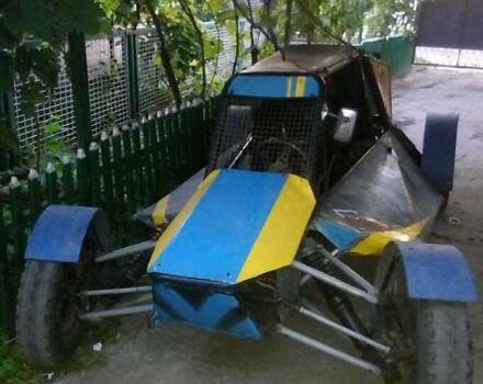 Голубий Самодельный Саморобне авто, об'ємом двигуна 1.2 л та пробігом 1 тис. км за 750 $, фото 1 на Automoto.ua