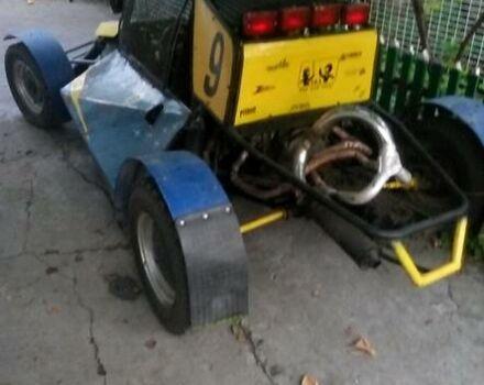 Голубой Самодельный Самодельный авто, объемом двигателя 1.2 л и пробегом 1 тыс. км за 850 $, фото 1 на Automoto.ua