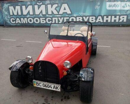 Красный Самодельный Самодельный авто, объемом двигателя 1.5 л и пробегом 1 тыс. км за 3777 $, фото 1 на Automoto.ua