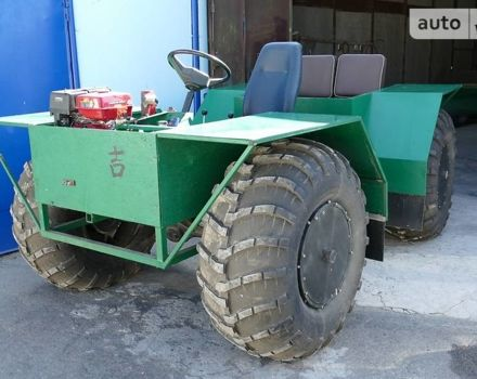 Зелений Самодельный Саморобне авто, об'ємом двигуна 1.6 л та пробігом 1 тис. км за 4000 $, фото 1 на Automoto.ua
