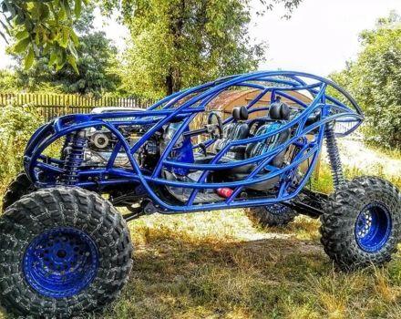 Синий Самодельный Самодельный авто, объемом двигателя 4.7 л и пробегом 1 тыс. км за 20000 $, фото 1 на Automoto.ua