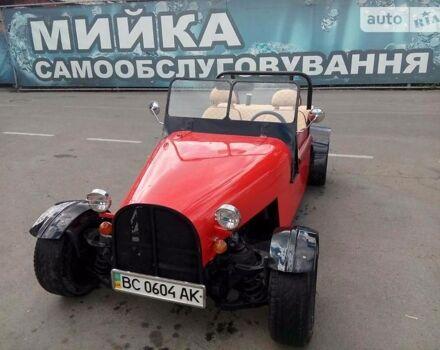 Самодельный Самодельный авто, объемом двигателя 0 л и пробегом 1 тыс. км за 3777 $, фото 1 на Automoto.ua