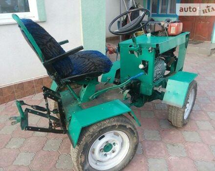 Зелений Самодельный Саморобне авто, об'ємом двигуна 0 л та пробігом 1 тис. км за 1000 $, фото 1 на Automoto.ua