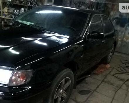 Черный Самсунг СМ5, объемом двигателя 2 л и пробегом 300 тыс. км за 5000 $, фото 1 на Automoto.ua