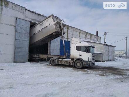 Белый Сканиа 114, объемом двигателя 0 л и пробегом 1 тыс. км за 17000 $, фото 1 на Automoto.ua