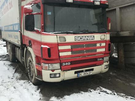 Красный Сканиа 114, объемом двигателя 0 л и пробегом 300 тыс. км за 22000 $, фото 1 на Automoto.ua
