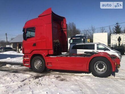 Красный Сканиа R 440, объемом двигателя 0 л и пробегом 745 тыс. км за 32500 $, фото 1 на Automoto.ua