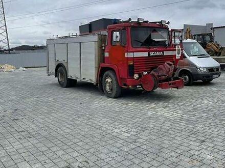 Красный Сканиа G 93ML, объемом двигателя 0 л и пробегом 380 тыс. км за 11200 $, фото 1 на Automoto.ua
