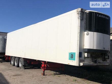 Белый Шмитз СКО, объемом двигателя 0 л и пробегом 1 тыс. км за 6500 $, фото 1 на Automoto.ua