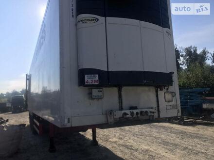 Белый Шмитз СКО, объемом двигателя 0 л и пробегом 1 тыс. км за 11000 $, фото 1 на Automoto.ua