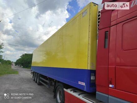 Желтый Шмитз СКО, объемом двигателя 0 л и пробегом 600 тыс. км за 12800 $, фото 1 на Automoto.ua