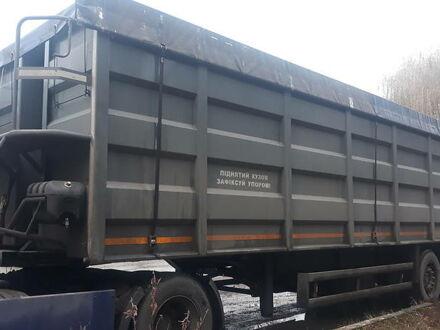 Серый Шмитз SPR 24, объемом двигателя 0 л и пробегом 420 тыс. км за 18000 $, фото 1 на Automoto.ua