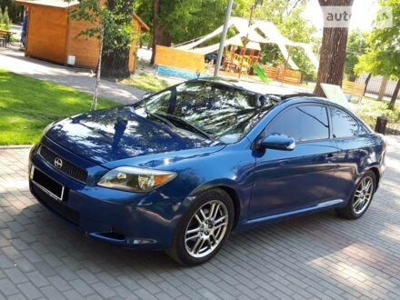 Синій Сціон TC, об'ємом двигуна 2.4 л та пробігом 170 тис. км за 6500 $, фото 1 на Automoto.ua