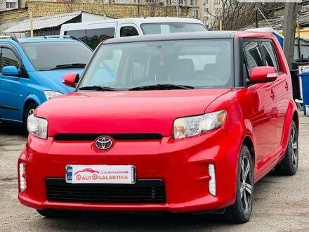 Красный Сцион ХБ, объемом двигателя 2.4 л и пробегом 178 тыс. км за 8999 $, фото 1 на Automoto.ua
