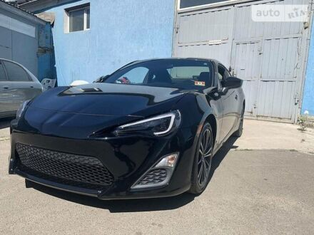 Черный Сцион FR-S, объемом двигателя 2 л и пробегом 90 тыс. км за 13000 $, фото 1 на Automoto.ua