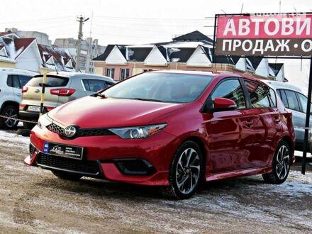 Красный Сцион iA, объемом двигателя 1.8 л и пробегом 88 тыс. км за 13500 $, фото 1 на Automoto.ua