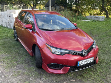 Червоний Сціон iM, об'ємом двигуна 1.8 л та пробігом 91 тис. км за 11000 $, фото 1 на Automoto.ua