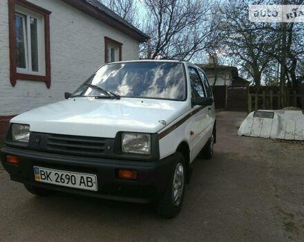 Білий СеАЗ 1111, об'ємом двигуна 0 л та пробігом 55 тис. км за 2100 $, фото 1 на Automoto.ua