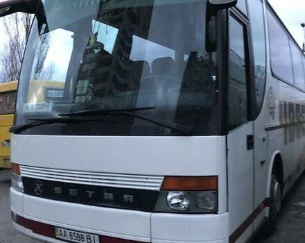 Белый Сетра 312 HDH, объемом двигателя 0.35 л и пробегом 800 тыс. км за 62000 $, фото 1 на Automoto.ua