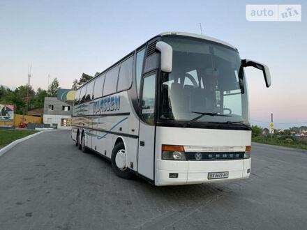 Белый Сетра 315 ХДХ, объемом двигателя 14.6 л и пробегом 999 тыс. км за 29900 $, фото 1 на Automoto.ua