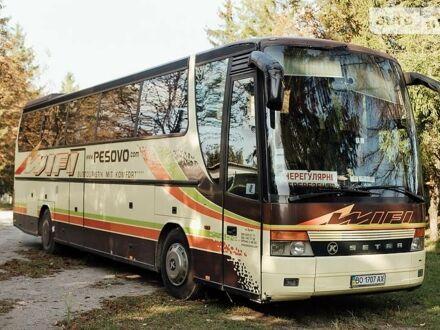 Желтый Сетра 315 ХДХ, объемом двигателя 0 л и пробегом 945 тыс. км за 32000 $, фото 1 на Automoto.ua