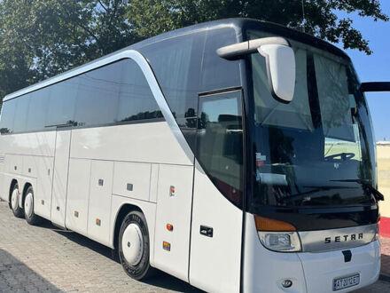 Белый Сетра 415 ХДХ, объемом двигателя 1.6 л и пробегом 500 тыс. км за 115000 $, фото 1 на Automoto.ua