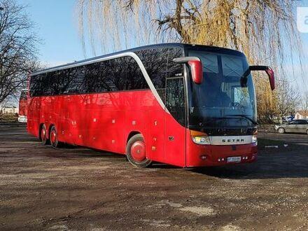 Красный Сетра 417 HDH, объемом двигателя 0 л и пробегом 630 тыс. км за 153661 $, фото 1 на Automoto.ua