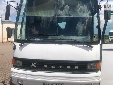 Белый Сетра S 210 HD, объемом двигателя 11 л и пробегом 600 тыс. км за 5000 $, фото 1 на Automoto.ua