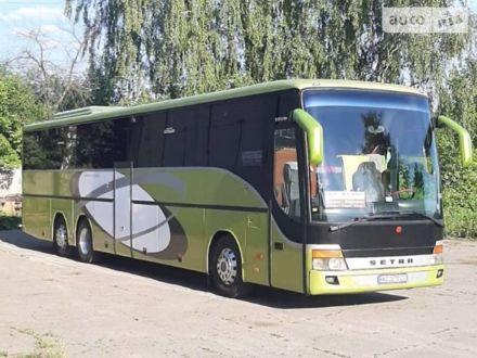 Зеленый Сетра С 317, объемом двигателя 1.6 л и пробегом 10 тыс. км за 85000 $, фото 1 на Automoto.ua