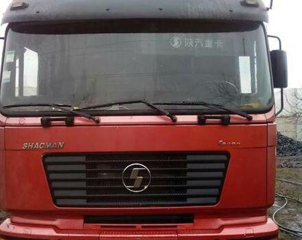 Червоний Шанксі SX, об'ємом двигуна 9.7 л та пробігом 63 тис. км за 14000 $, фото 1 на Automoto.ua