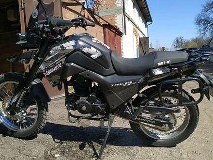 Черный Шанрай X-Trail, объемом двигателя 0.25 л и пробегом 1 тыс. км за 1400 $, фото 1 на Automoto.ua
