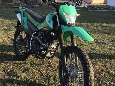 Зеленый Шанрай XY150GY-11В, объемом двигателя 0.15 л и пробегом 3 тыс. км за 900 $, фото 1 на Automoto.ua